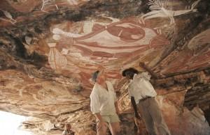 Rock art in West Arnhem land might predate Lascaux, France