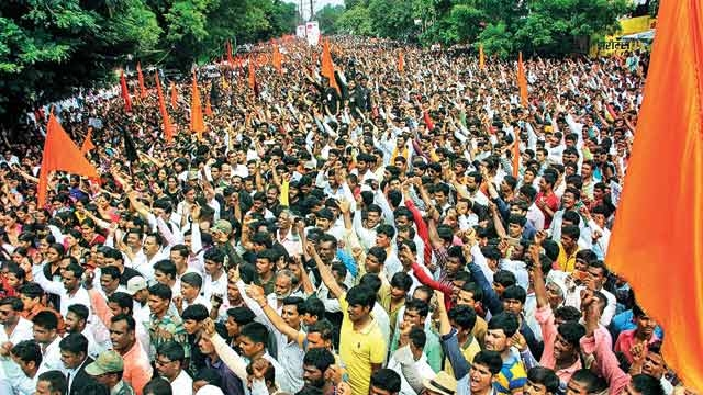 The Kopardi rape case has sparked protests by Marathas for justice.
